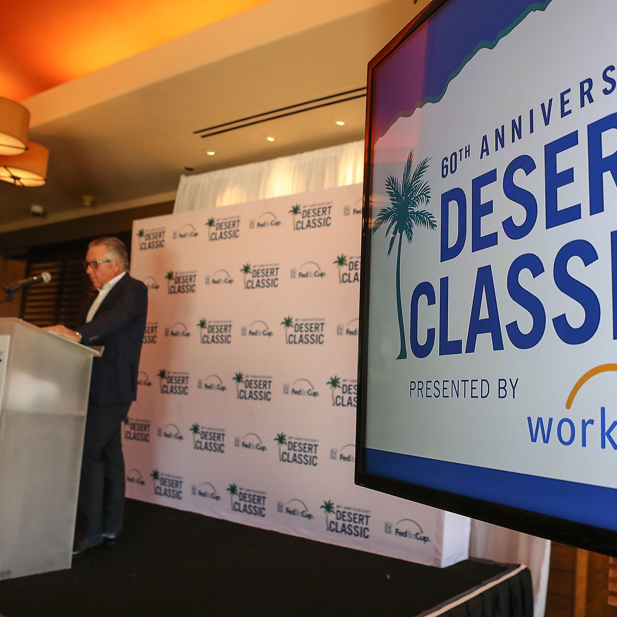 Desert Classic announces Workday as presenting sponsor for 2019 golf tournament