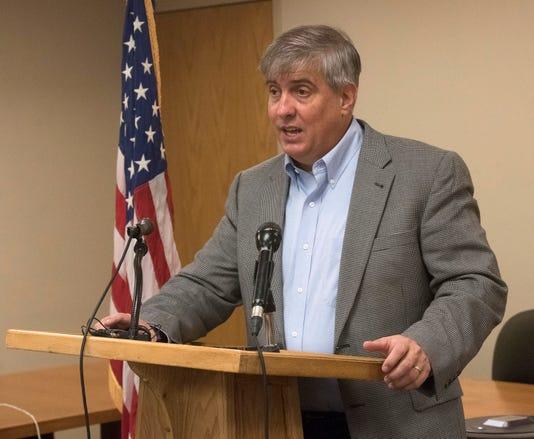 Mayor Robinson Press Conference