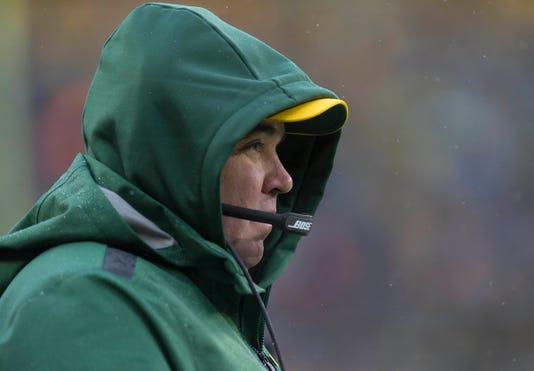 Nfl Arizona Cardinals At Green Bay Packers