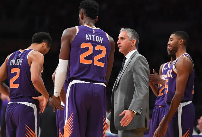 It's not looking good for the Phoenix Suns. Not at all.