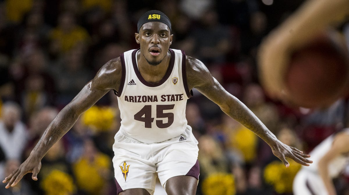 ASU basketball's Zylan Cheatham Pac-12 Conference Player of the Week