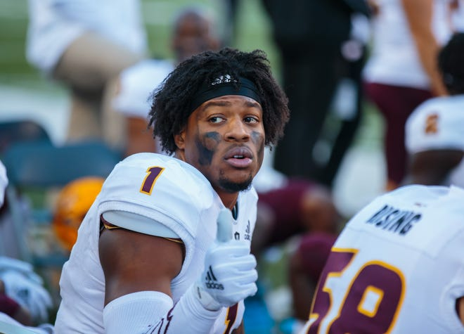 Arizona State wide receiver N'Keal Harry has played his last game for the Sun Devils.