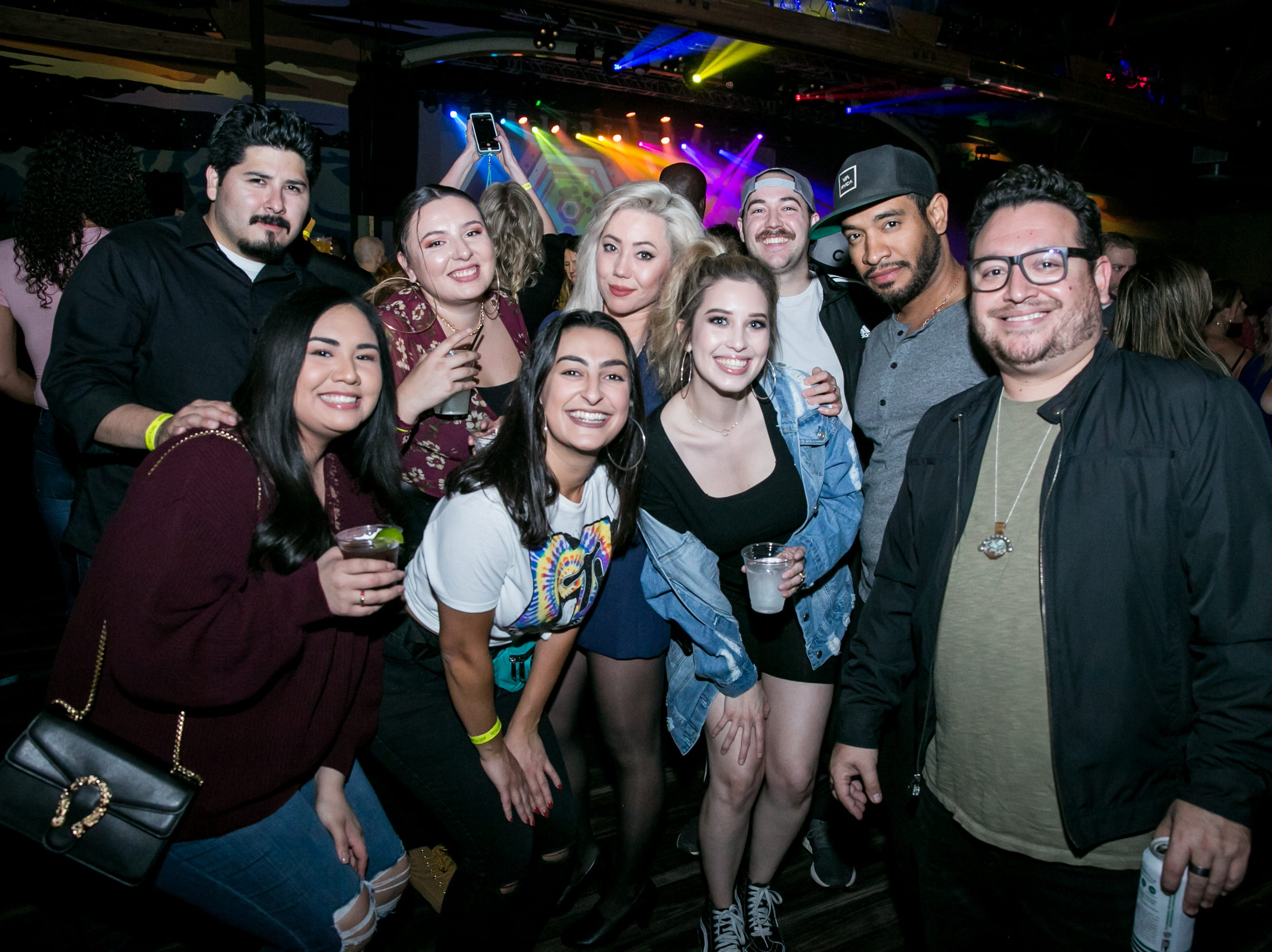This group had an amazing time during Old School - 90's Hip Hop Dance Party at The Van Buren on Friday, November 30, 2018.