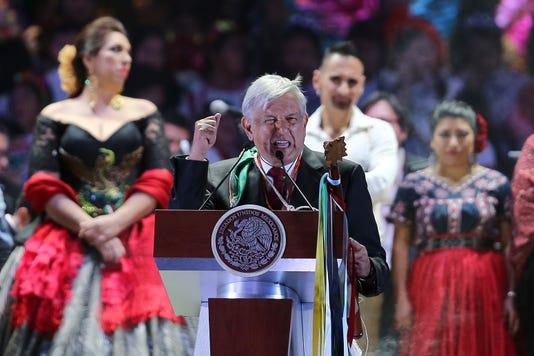 65th Mexico Presidential Inauguration