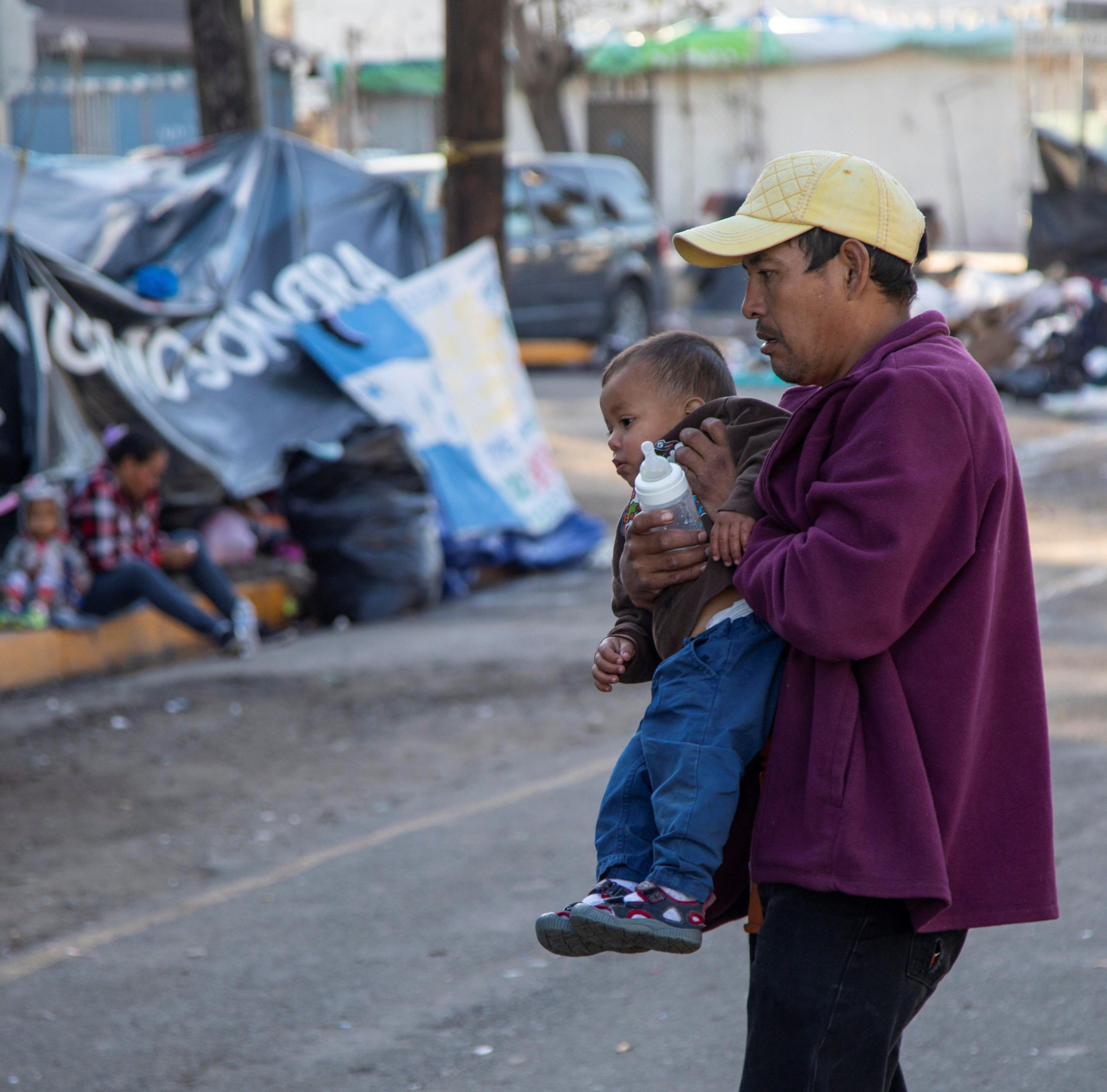 Incertidumbre sobre el paradero de más de 3  mil migrantes en Tijuana
