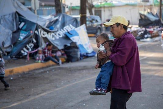Incertidumbre Sobre El Paradero De M S De 3 000 Migrantes En Tijuana