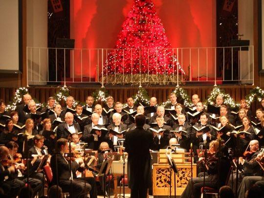 """Phoenix Symphony interpretará el """"Mesías"""" de Handel del 12 al 16 de diciembre."""