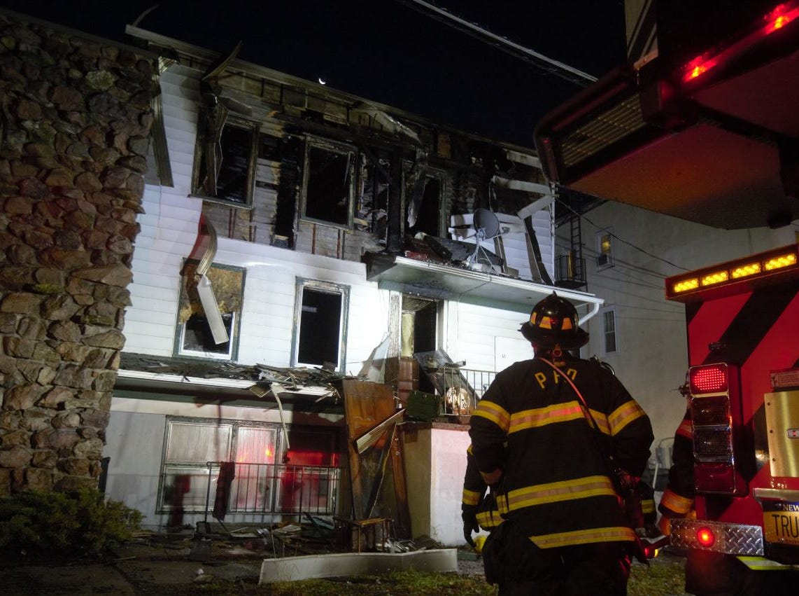 Four bodies were recovered following a structure fire at 61 Academy Street in the City of Poughkeepsie.