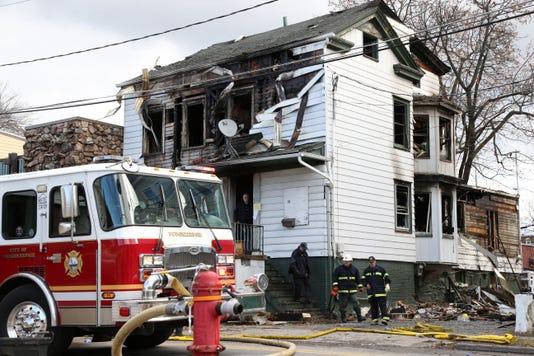 61 Academy St Fire