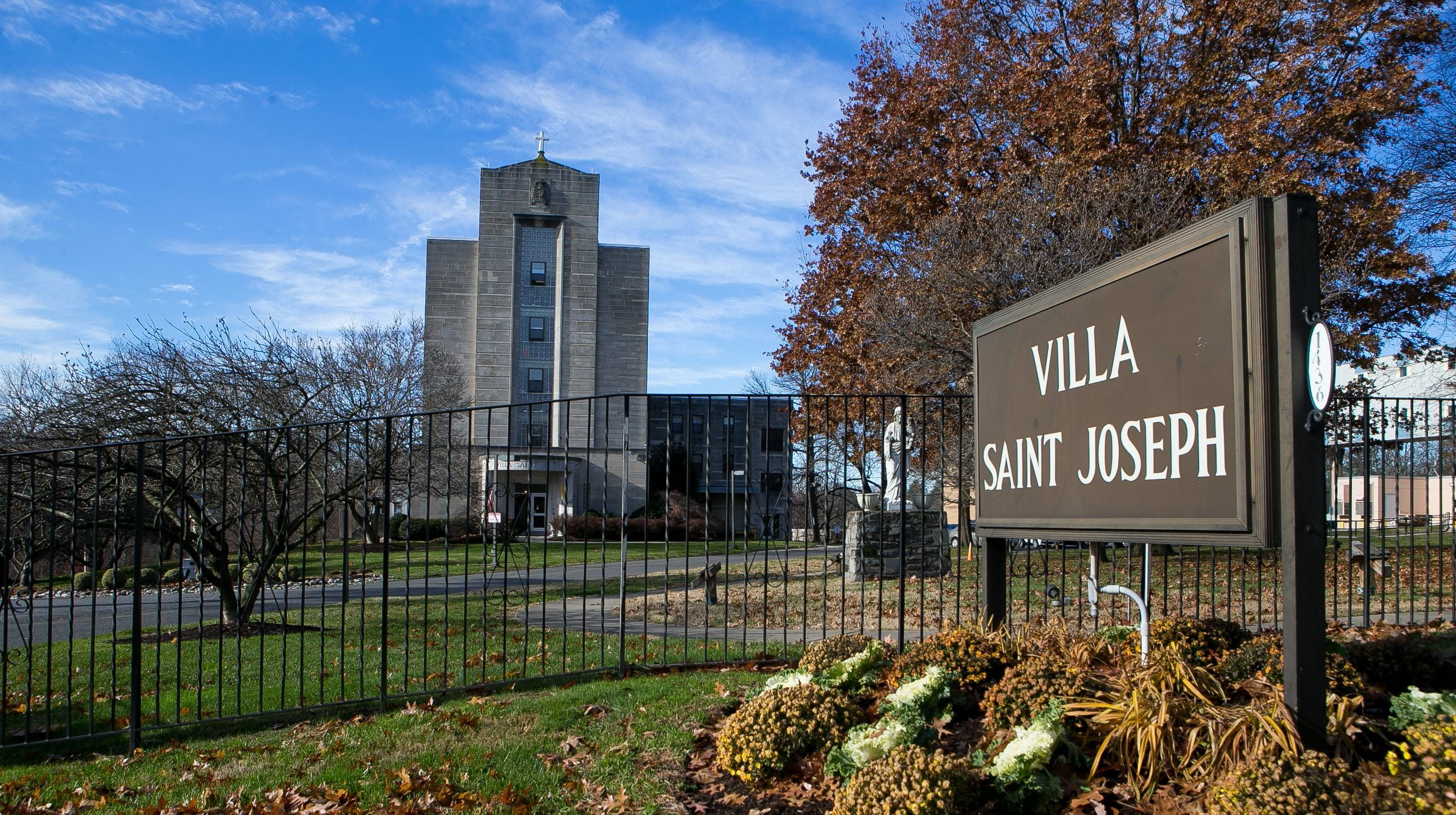 """Villa Saint Joseph in Darby, Pa. is a retirement home for priests in the Philadelphia area owned by the Catholic church, that houses among them 16 predator priests, all under a program known as """"Prayer and Penance."""""""