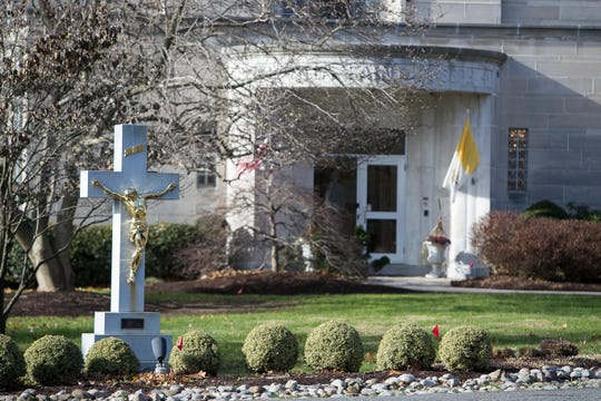 """Villa Saint Joseph in Darby, Pa. is a retirement home for priests in the Philadelphia area owned by the Catholic church, that houses among them 16 predator priests, all under a program known as """"A Life of Prayer and Penance."""""""