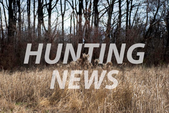 'Hunting News' graphic.