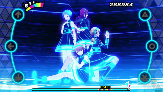 """Persona 3: Dancing in Moonlight"" for PlayStation 4."