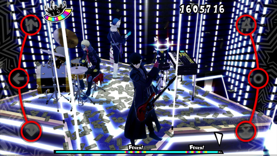"""""""Persona 5: Dancing in Starlight"""" for PlayStation 4."""