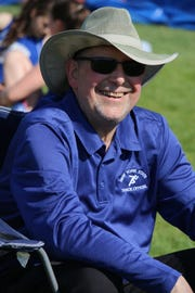 Bob Goodell was president of the group of officials in the Wayne-Finger Lakes league