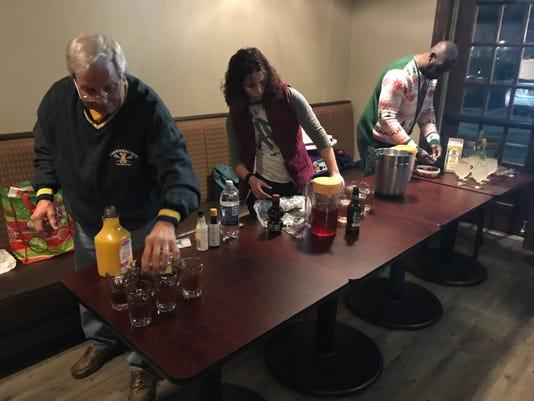 Isquare Cocktails