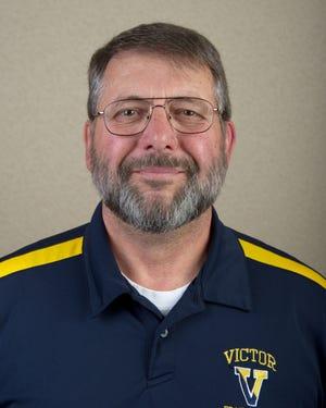 Bob Goodell, Victor indoor track coach