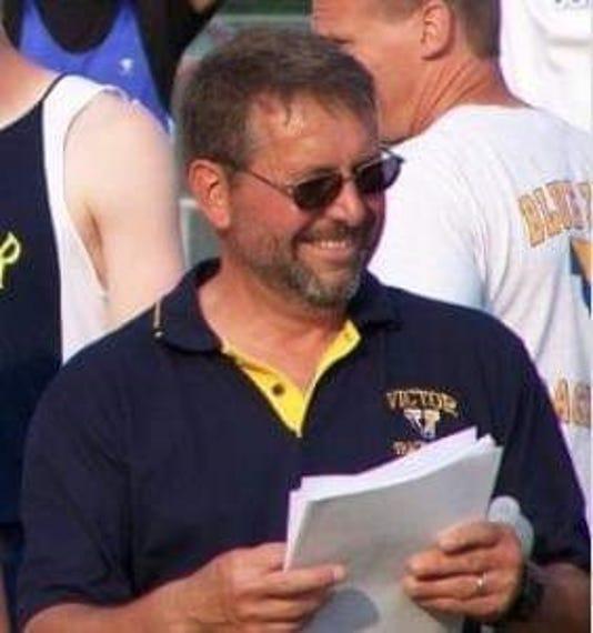 Bob Goodell smiling