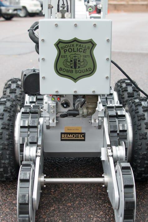 Bomb Robot