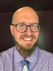 Jeff Kessinger, communications manager at the Downtown Springfield Association