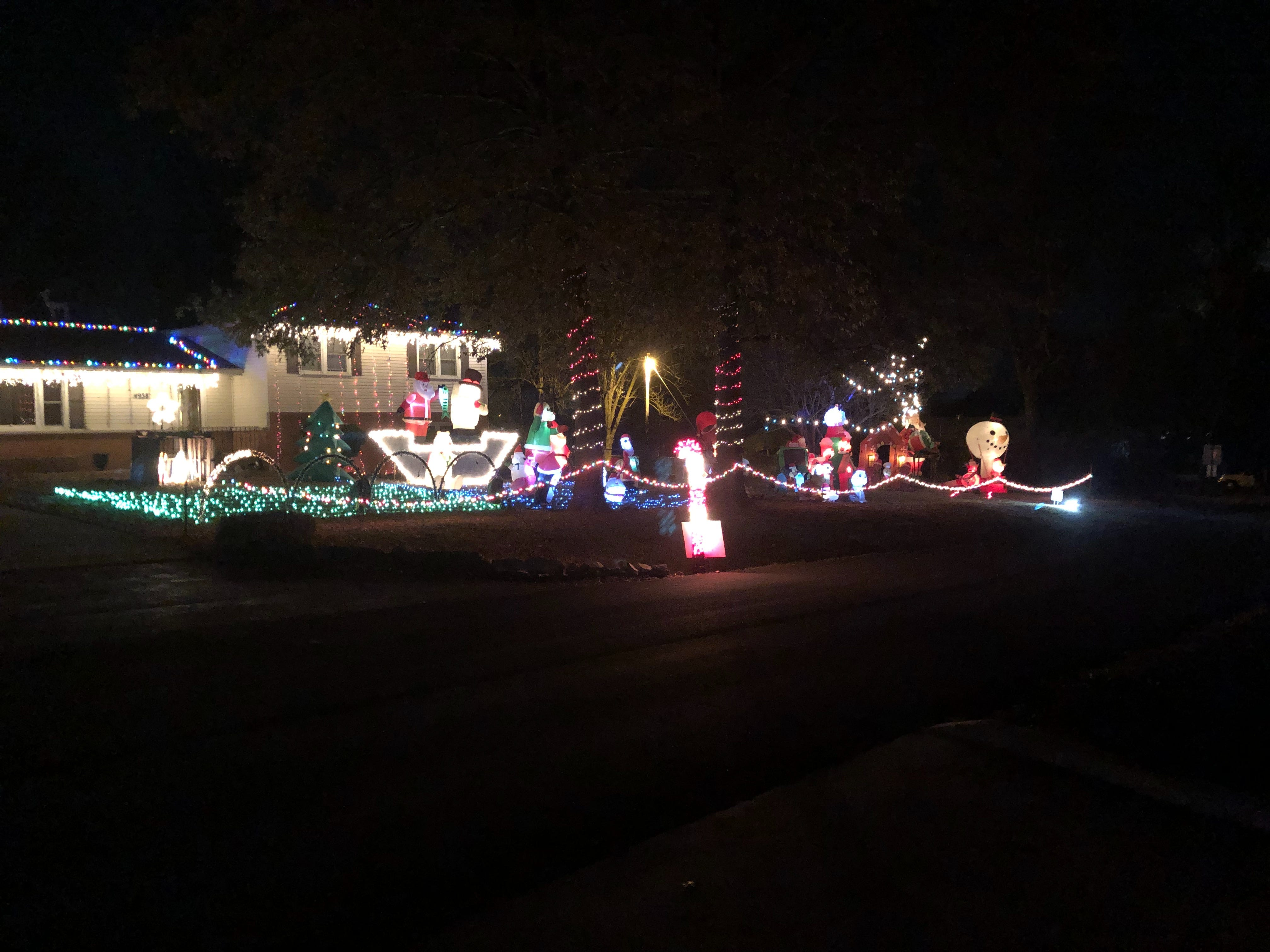 Jaxon Baker, 4938 S. Tujunga Drive, Springfield