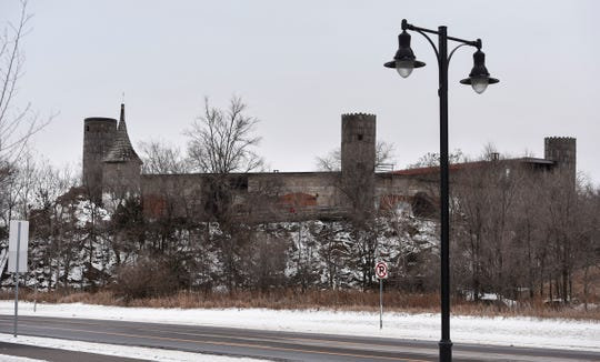 Buildings at the address for Holy Innocents Catholic School are pictured Monday, Dec. 3, in Waite Park.