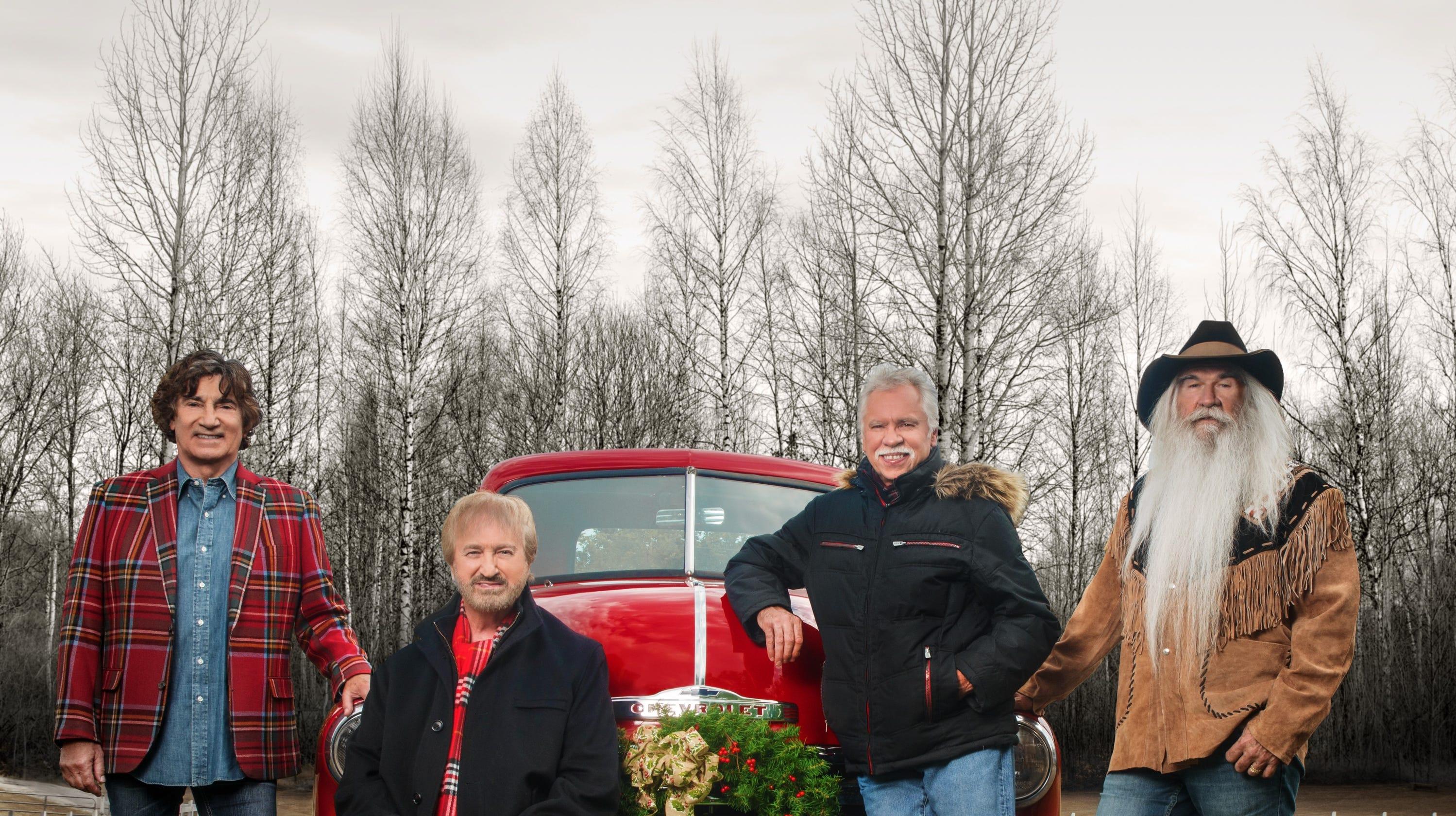 Oak Ridge Boys bring Christmas show to SUU