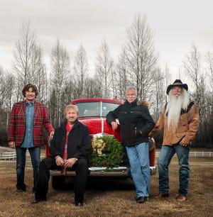 The Oak Ridge Boys bring their Christmas show to Cedar City Dec. 13.