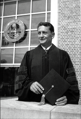 The late former Supreme Court Justice and University of Florida President Stephen O'Connell.