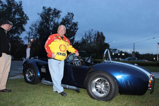 Car fans came out to the drag racing put on the by the Tallahassee 100 Club event Nov. 26