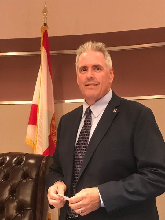 Port St. Lucie Interim City Attorney Jim Stokes