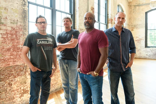 "Hootie & The Blowfish announced Monday on ""Today"" a new album and tour in 2019. There will be two Florida shows."