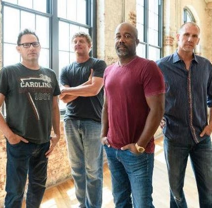 Hootie and the Blowfish will stop in Hershey during their tour