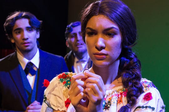 """The UTEP theater and dance department will present """"A Christmas Carol en la Frontera"""" this month."""