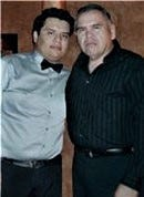 Jonathan and Juan Pablo Salas
