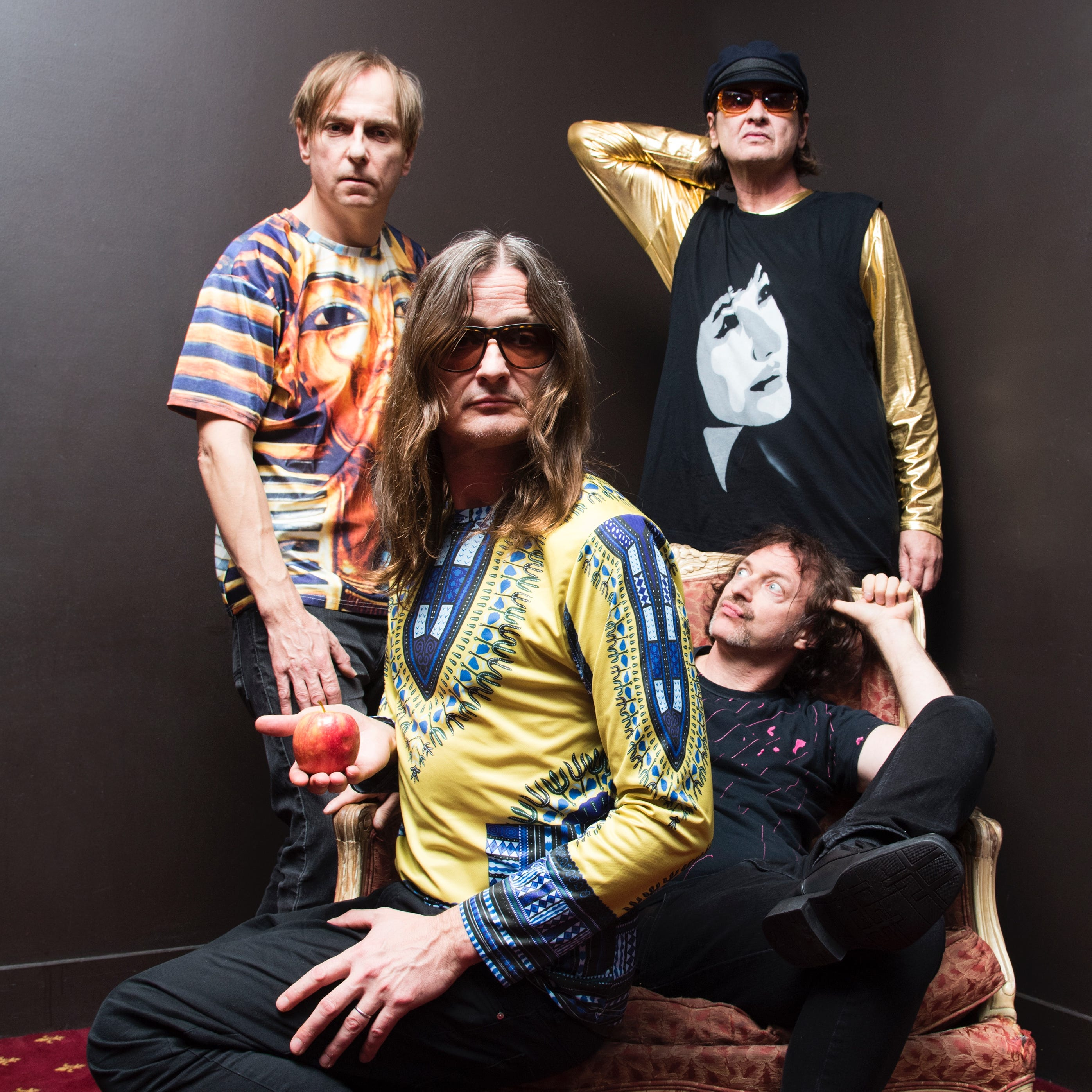 From backyard party to buddying up with Black Flag, Redd Kross bassist talks big break