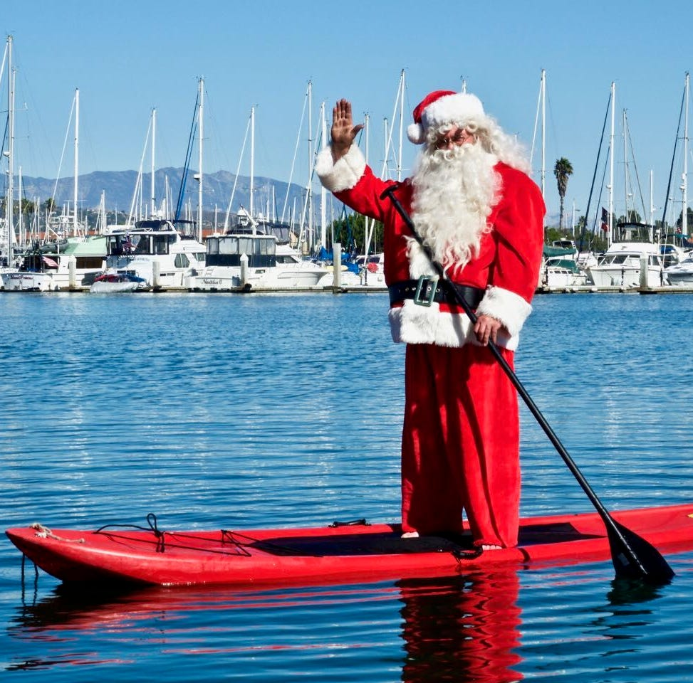 Big holiday weekend includes Camarillo parade, Santa to the Sea, Strathearn open house