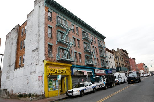 254 and 256 New Main Street in Yonkers on Nov. 30, 2018.  The buildings were temporarily condemned for various violations including inoperable boiler which was just replaced. The city believes it will be ready for habitation sometime in the beginning of December.