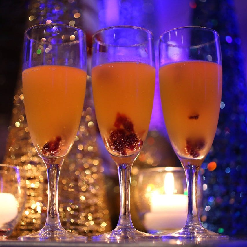 Toast the season with holiday cocktails; Westchester and Rockland bartenders shake it up with winter libations