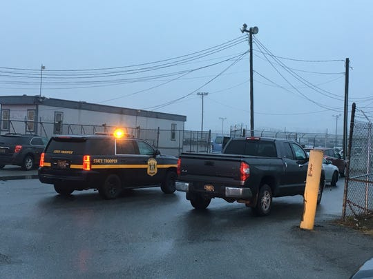 Several new vehicles were stolen from a local shipping company near the Port of Wilmington in December, according to State Police.