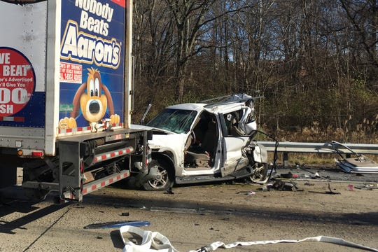 Police have declared a crash on I-495 at Philadelphia Pike in Claymont fatal.