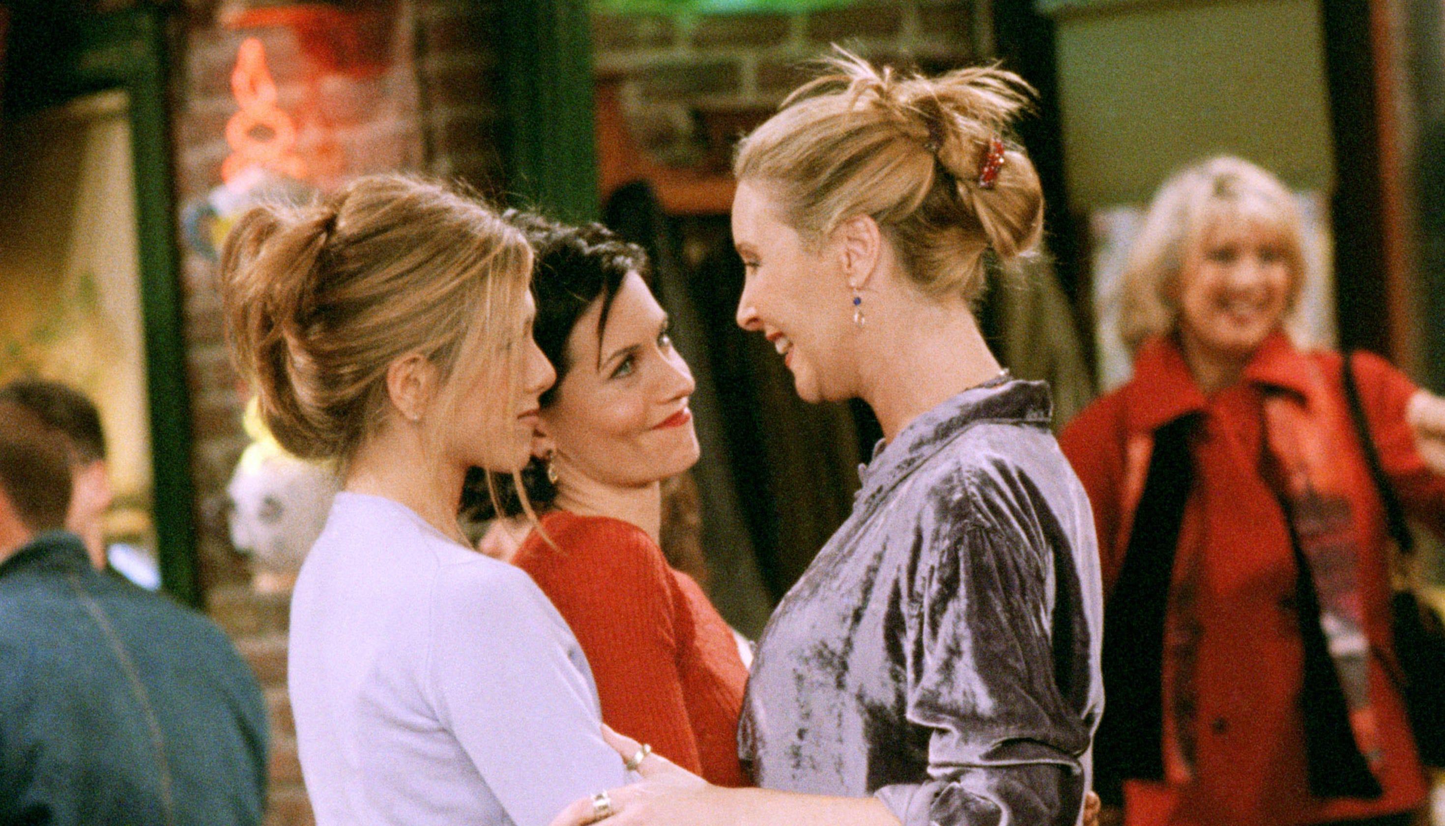 Friends' is NOT leaving Netflix on Jan  1
