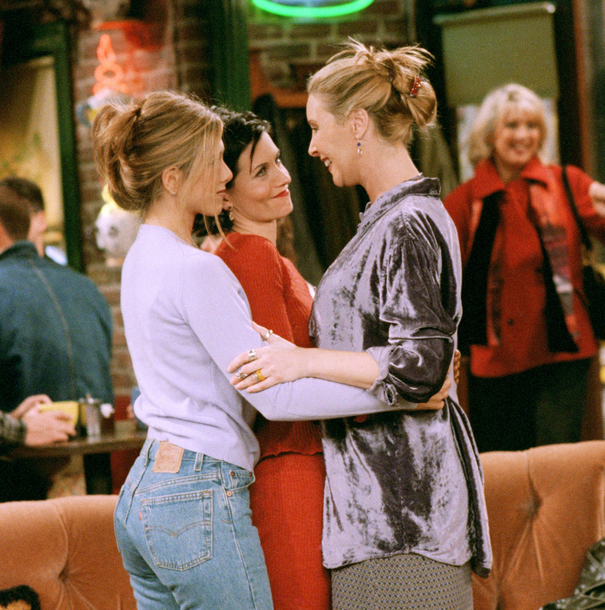 Goodbye, 'Friends'? Netflix lists the sitcom as being available only until 2019.