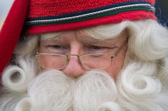 Epa Hungary Santa Claus From Lappland Ace Customs Traditions Hun Bu