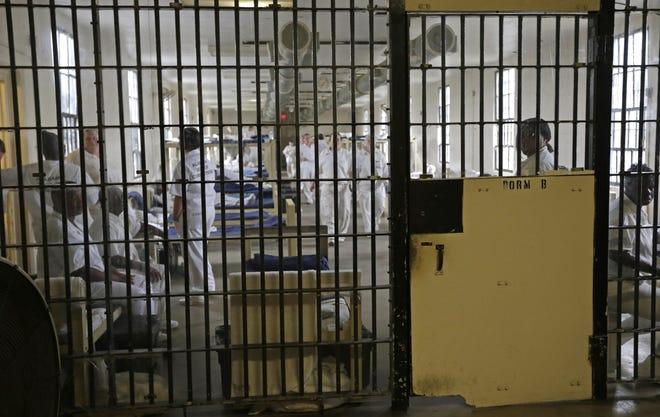 A prison in Wetumpka, Alabama.
