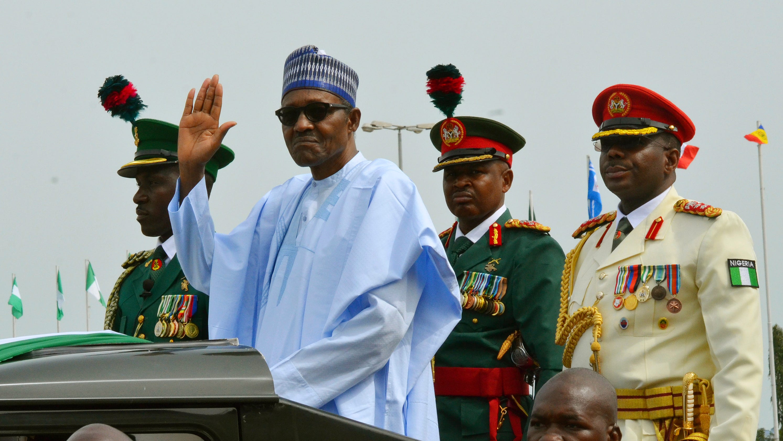 Nigerian President Muhammadu Buhari: I am alive, not a body
