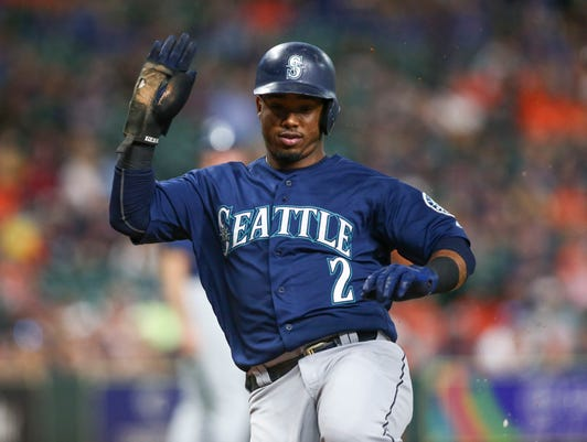 Mlb Seattle Mariners At Houston Astros