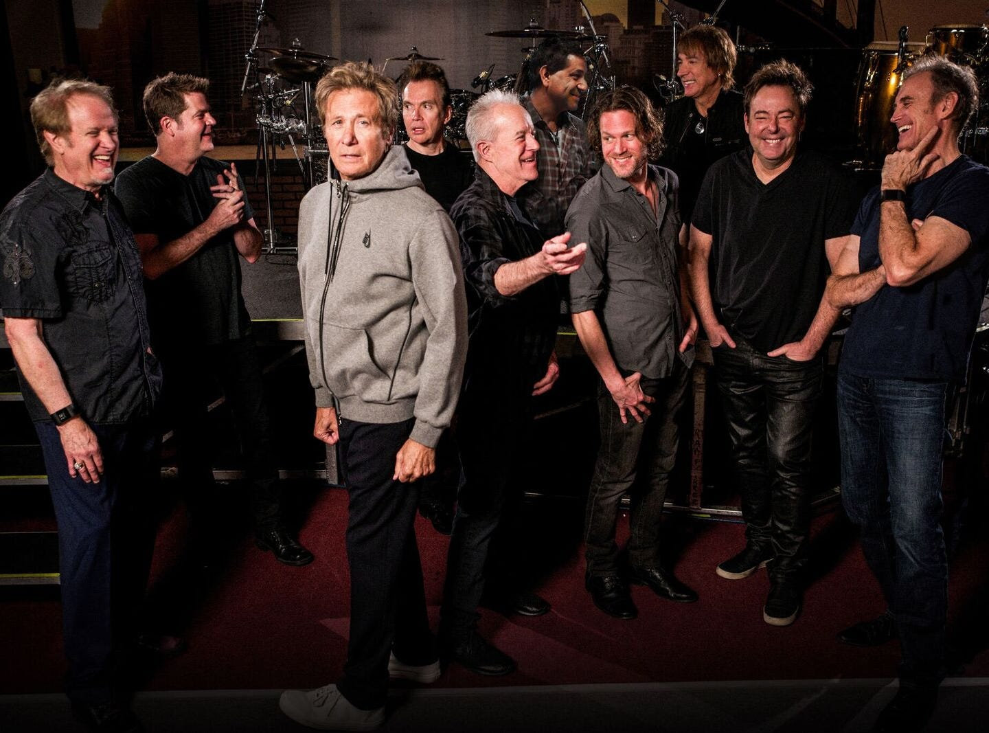 Rock band Chicago returns to The Venetian Theater in Las Vegas for an 8 show engagement on Feb. 8.
