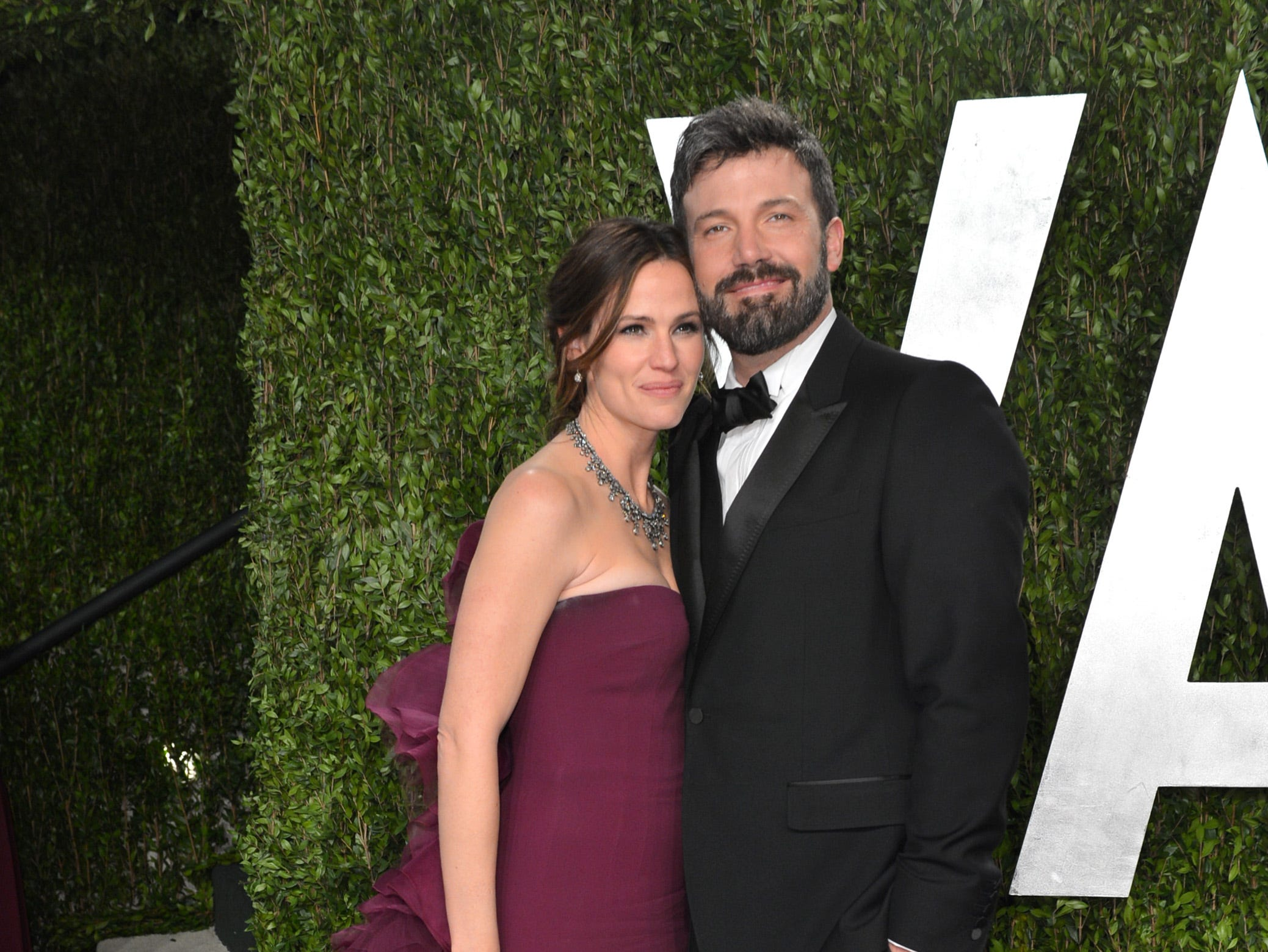 FILE - APRIL 13, 2017: Ben Affleck and Jennifer Garner officially filed for divorce on Thursday in the Los Angeles Superior Court citing irreconcilable differences. The couple announced their separation in June 2015, after 10 years of marriage. WEST HOLLYWOOD, CA - FEBRUARY 24:  Actor Jennifer Garner and director Ben Affleck arrive at the 2013 Vanity Fair Oscar Party hosted by Graydon Carter at Sunset Tower on February 24, 2013 in West Hollywood, California.  (Photo by Alberto E. Rodriguez/WireImage) ORG XMIT: 690205223 ORIG FILE ID: 162620709