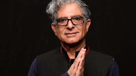 Deepak Chopra on new 'Metahuman' book: 'What is reality prior to constructs?'